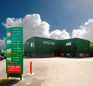 fox moving and storage cardiff removals branch