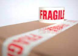 Tips on moving home in the UK fragile items image